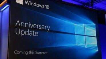 Windows 10 Anniversary Update tiene problemas con ciertos SSD