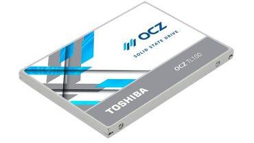 Toshiba muestra sus nuevos SSDs asequibles OCZ TL100