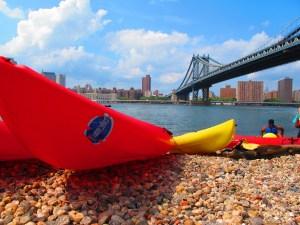 Brooklyn Kayaking