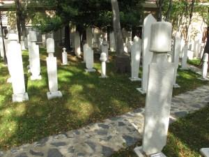 Mevlevi Graveyard