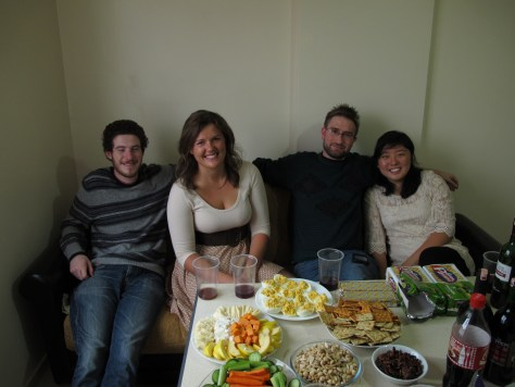 Expat Thanksgiving