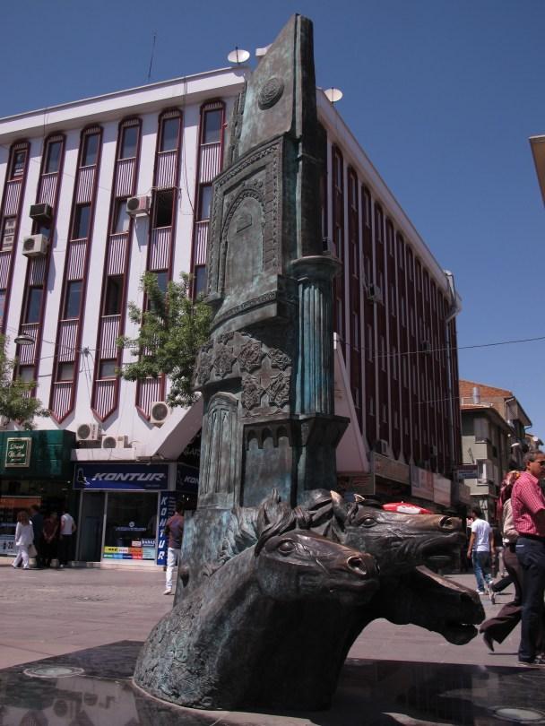 A Trip to Konya Seljuk