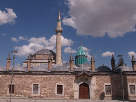The pull of Mevlana