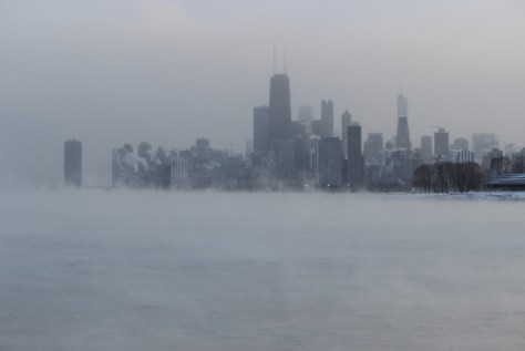 Chicago in Ice