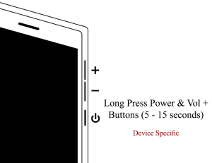 Shutdown or Restart Hanged Android Phone - Method 2 - Benign Blog