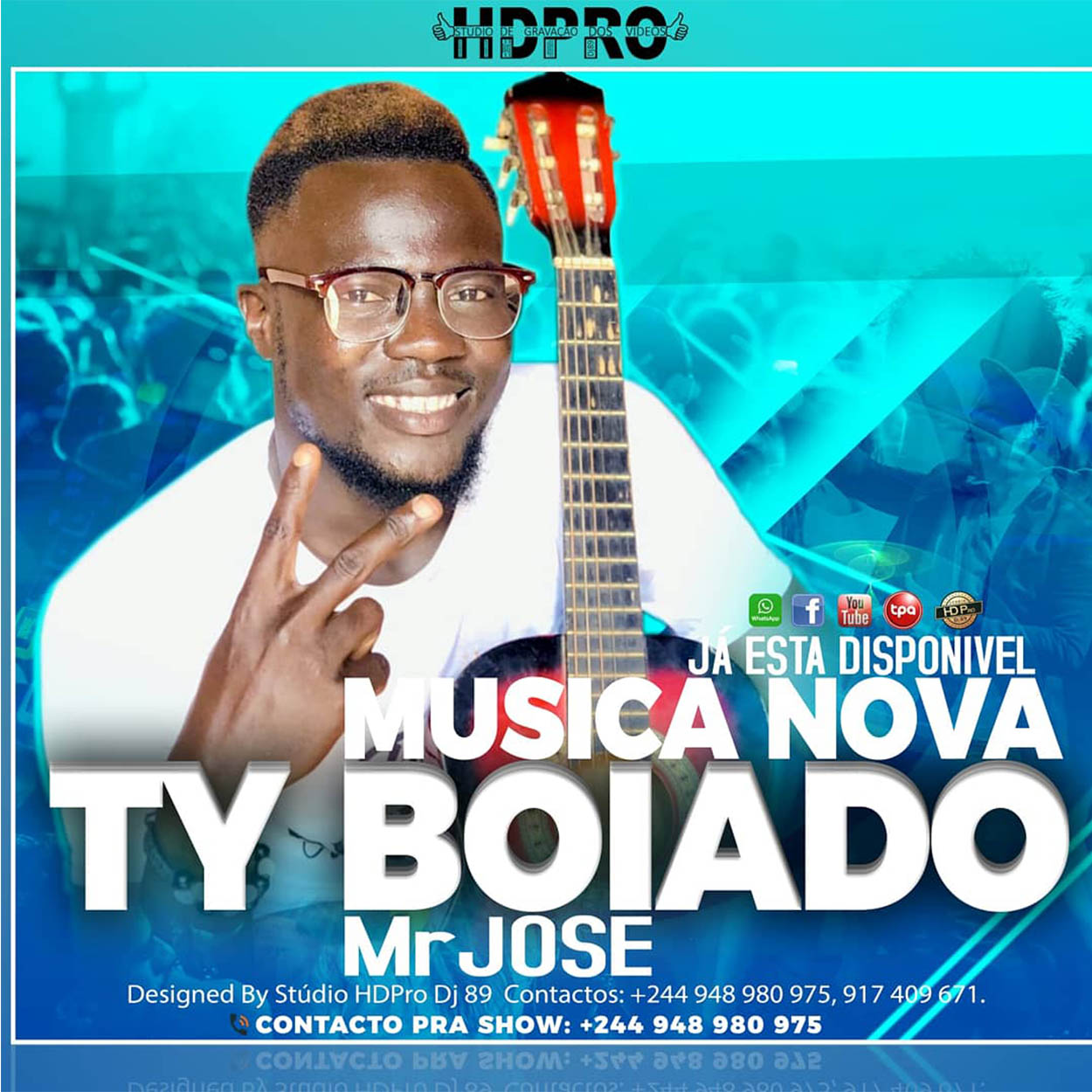 Mr José - Ty Boiado