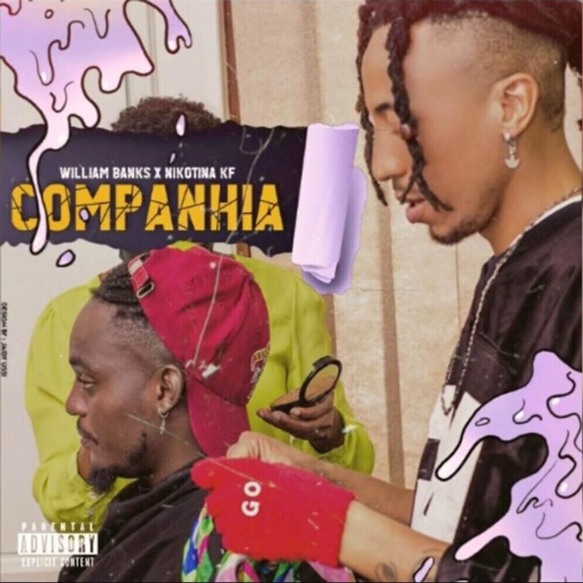 Lil Banks - Companhia (feat. Nikotina KF)