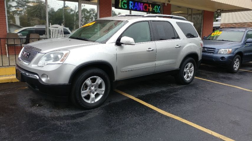 Bennett Motors of Valdosta  2008 GMC Acadia   Valdosta  GA Click Here to View Full Size Photos