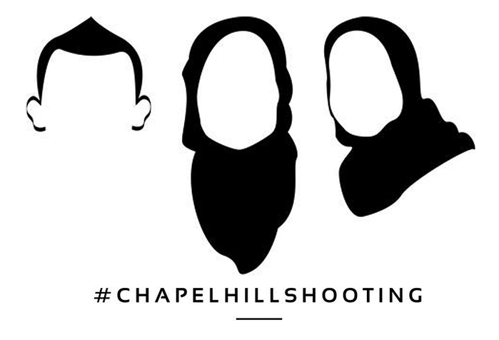 3 Muslim Americans Killed in Chapel Hill Shooting; Lackluster Media Response