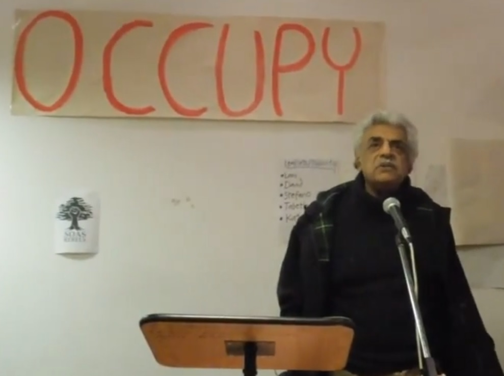 Tariq Ali on the Impossibility of the Two-State Solution