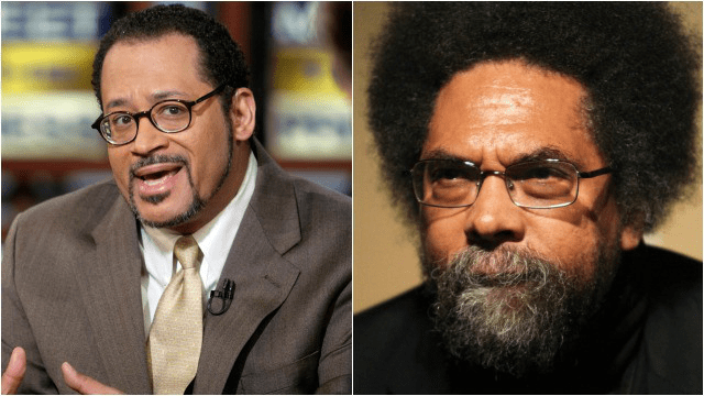Discussion of Michael Eric Dyson's Attack on Cornel West
