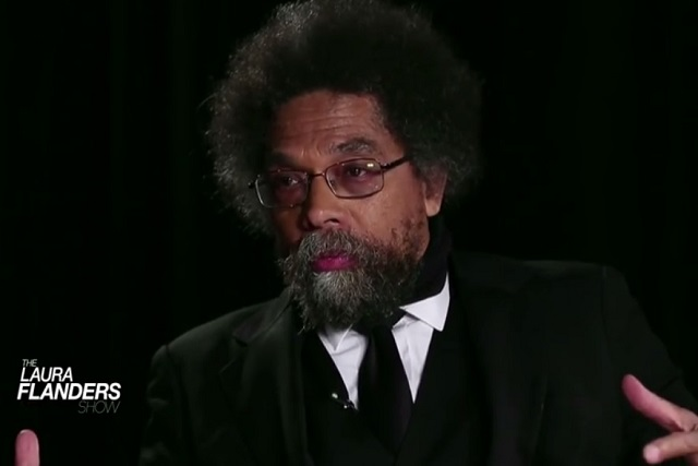 """Cornel West: Dyson's Attack Was """"Distraction,"""" """"Narcissistic Self-Projection"""""""