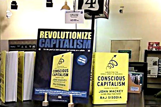 """Conscious Capitalism"" Icon Whole Foods Exploits Prison Labor"