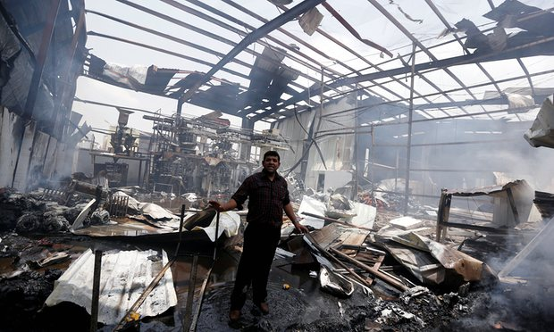 4 bombings of civilians by US-armed Saudi coalition in week after peace talks ended