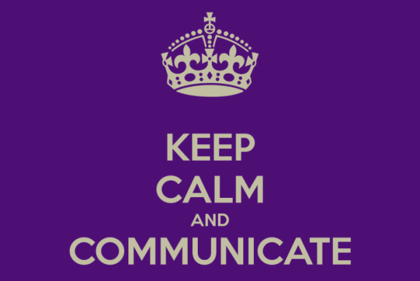 Freelance projects: Keep calm and communicate