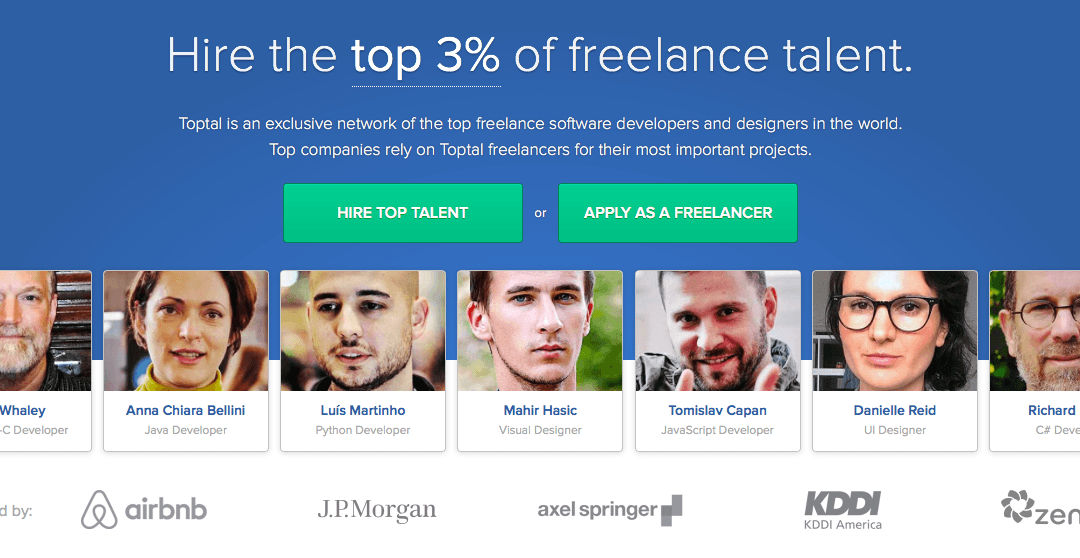 Freelance web developers: How to find and hire the best