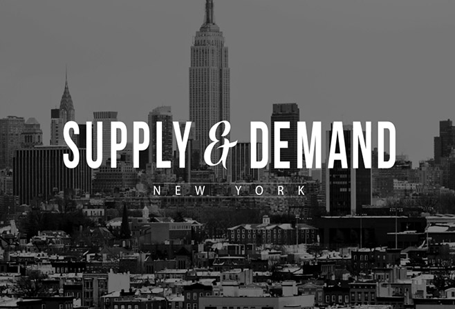 Supply & Demand, New York