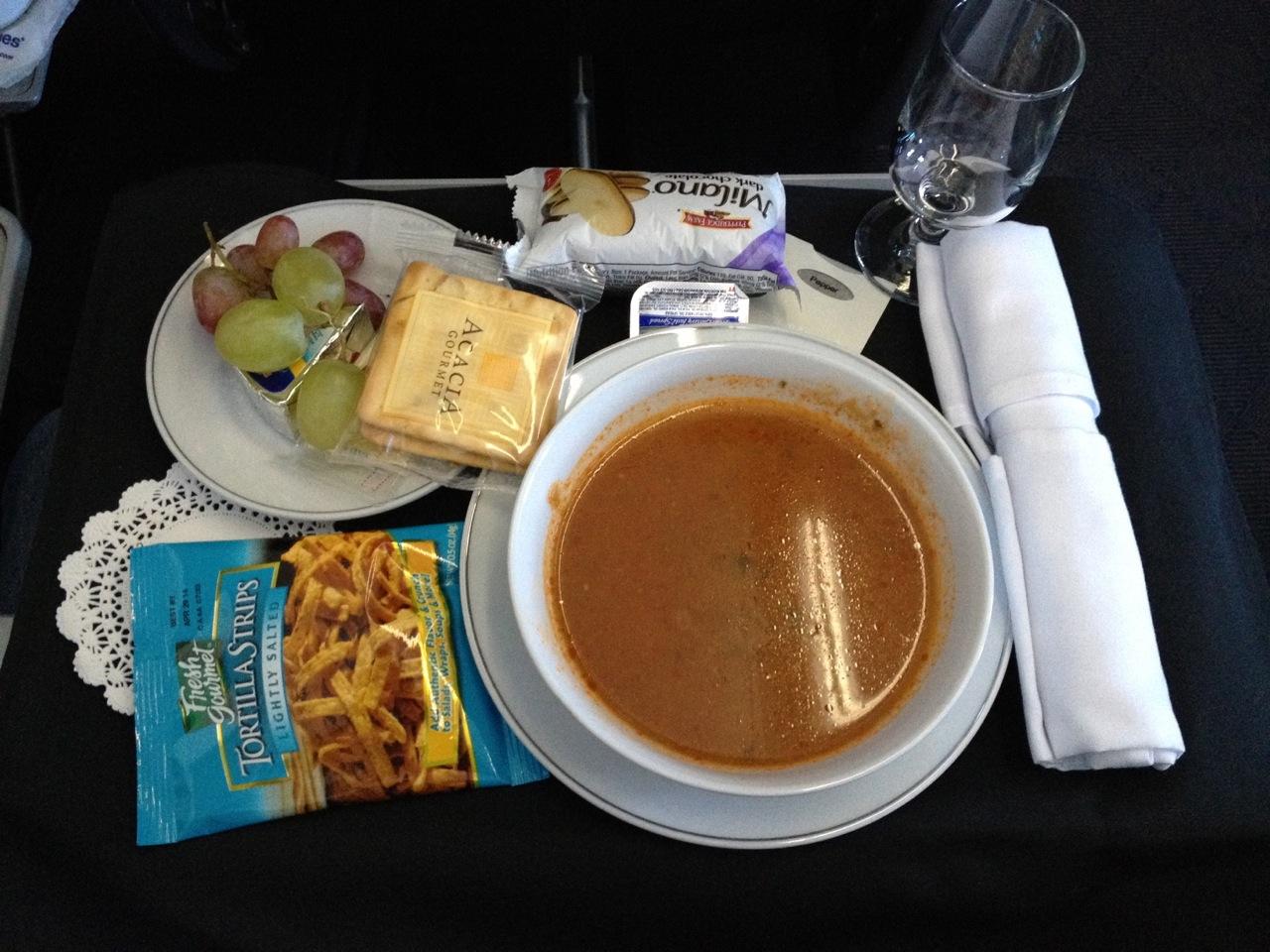 Fullsize Of American Airlines Food