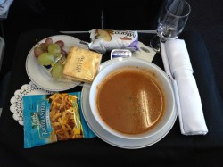Small Of American Airlines Food