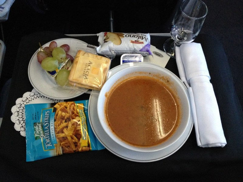 Large Of American Airlines Food