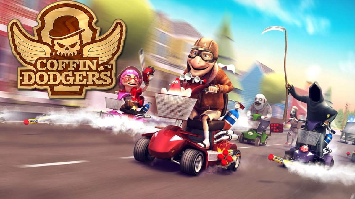 Coffin Dodgers Is Now Available For Xbox One