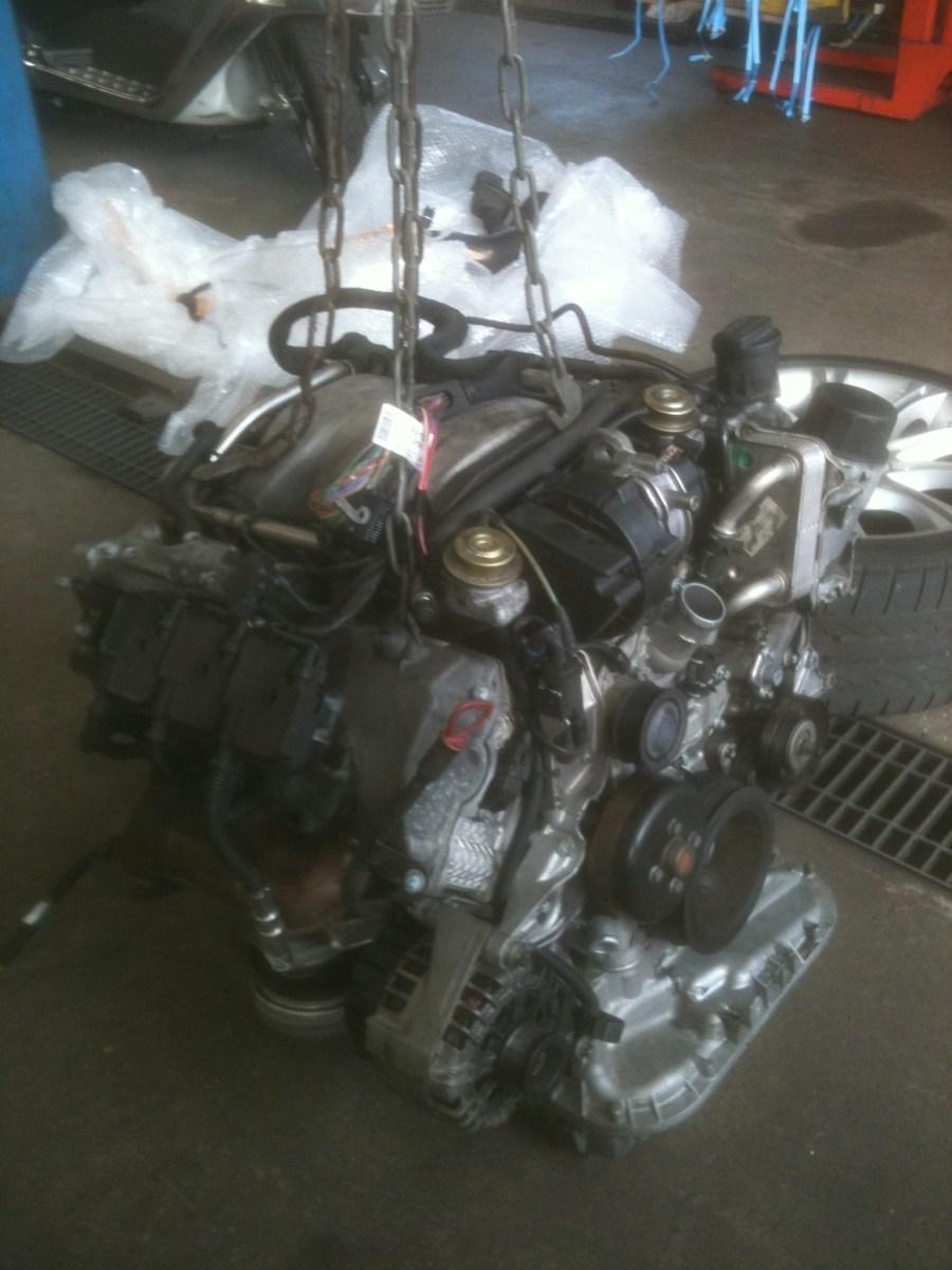 W210触媒故障