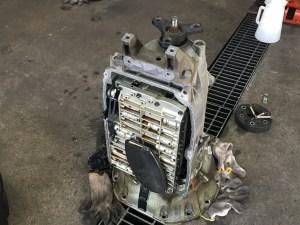 W210のミッション不良