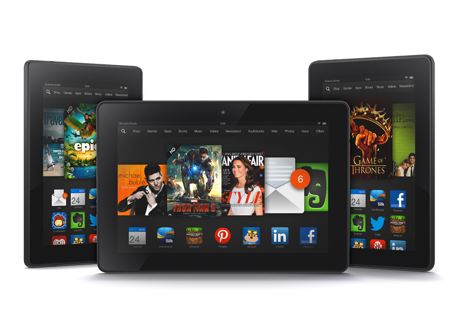 Kindle Tablet Family Amazon KDP Select has a bridge to sell you! No, really.