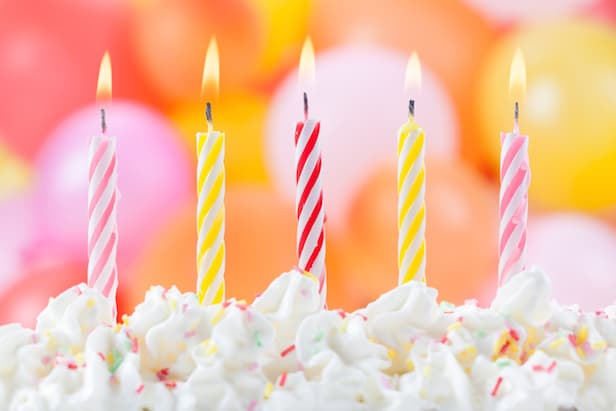 Help Me Celebrate FIVE Years Of FREEDOM!