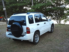 Car rental & jeep rental in Bequia