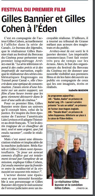 La Provence 27 mai