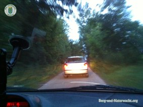 Verkehrsunfall mit Fahrerflucht   Foto: Berg-und-Naturwacht.org
