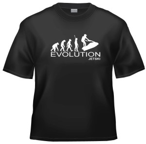 Evolution Jetski t-shirt