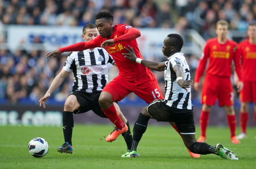 Prediksi Liverpool vs Newcastle United