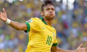 Neymar Dihukum 4 Laga