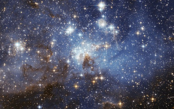 The oldest things I know. Image credit European Space Agency and the Hubble team.