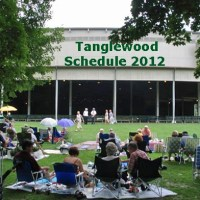 Day by Day Schedule and Listings for Tanglewood 2012, 75th Season