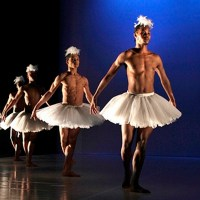 "Dada Masilo's ""Swan Lake"" combines black ballet with African dance"