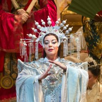 "Puccini's final opera ""Turandot"" Live in HD from the Met Jan. 30 in a spectacular production"