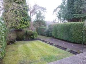 166 Fernbank Road - rear garden 1