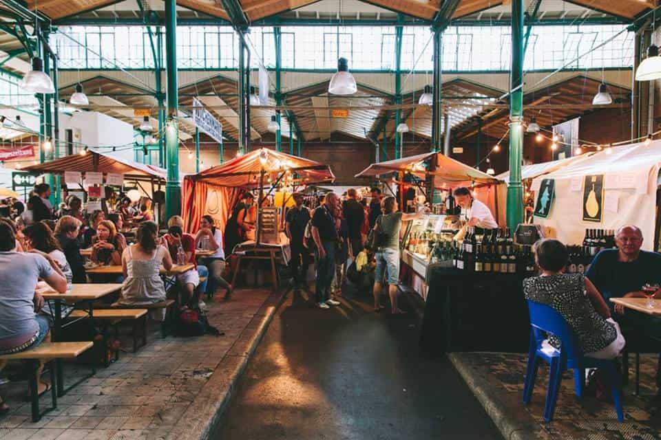 Markthalle Neun - street food thursday berlin
