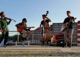 These Gypsy Jazz River Rats Roam Our Streets and Infest Our Ears