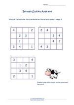 bermain sudoku anak 4x4_1-3