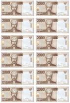 uang mainan Rp 2000