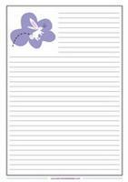 Notes Kelinci - Garis