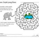 Maze: Gajah yang Kehausan