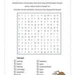 Mencari Kata: Dunia Semut