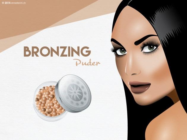 Bronzing-Puder