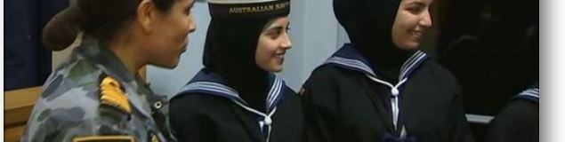 Stupid is as stupid does: the Australian Defence Force ordered to recruit Muslims