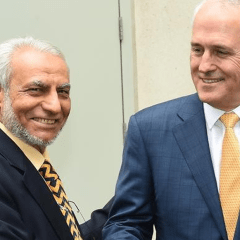 The difference between feeling safe and being safe (or Malcolm Turnbull's extravagance)